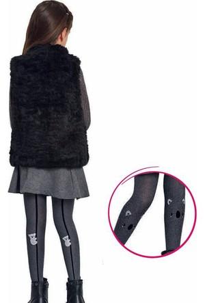 Penti Kız Çocuk Koala Külotlu Çorap
