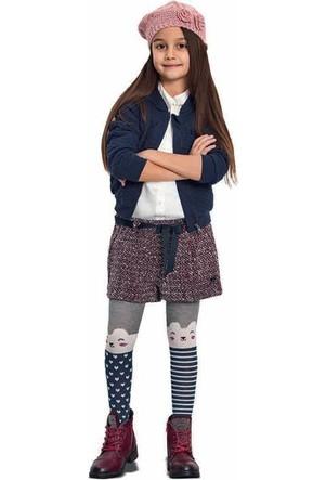 Penti Kız Çocuk Kitten Külotlu Çorap