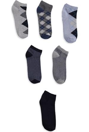LC Waikiki Erkek Çorap 6'Lı