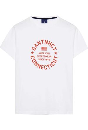 Gant Nhct T-Shirt 254222.110