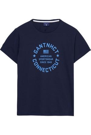 Gant Nhct T-Shirt 254222.410