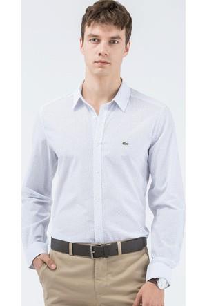Lacoste Uzun Kollu Slim Fit Gömlek Ch1708.08B