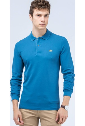 Lacoste Uzun Kollu Polo Sweatshirt L1312.01Y