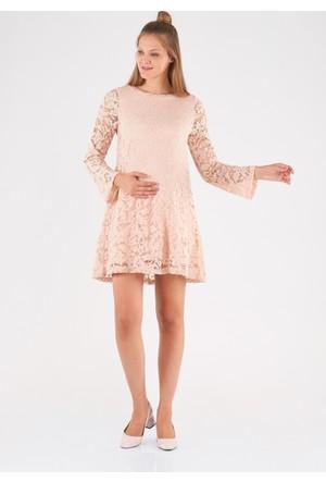 Lyn Devon Lace Elbise