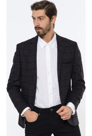 Comienzo Erkek Cash Pıtı 2 Düğmeli Torba Cep Ceket