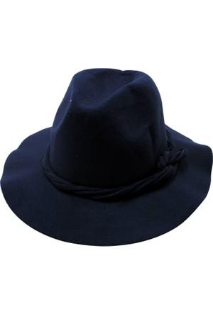 Laslusa İçten Ayarlanabilir Keçe Fötr Şapka