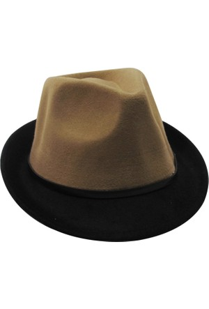 Laslusa Keçe Fötr Şapka