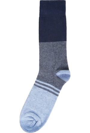 Colin's Lacivert Erkek Çorap