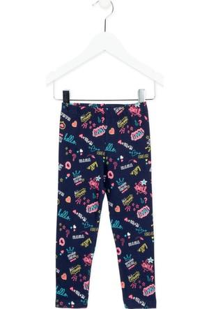 Losan 7266012Ad Kız Slim Fit Pantolon