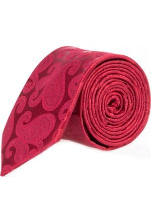 Kiğılı Sal Desenli Kravat