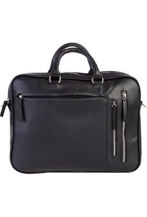 Kiğılı Çift Fermuarlı Bavul Çanta