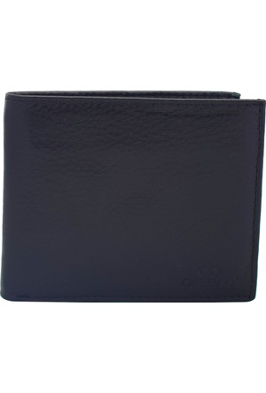 Ollbag 5010 Siyah Deri Erkek Cüzdan