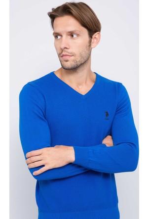 U.S. Polo Assn. Erkek Tcduni-Bsk7 Kazak Mavi