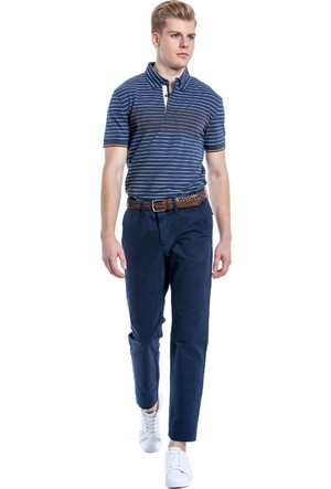 Nautica Erkek Mavi Pantolon P63101T.4Xv