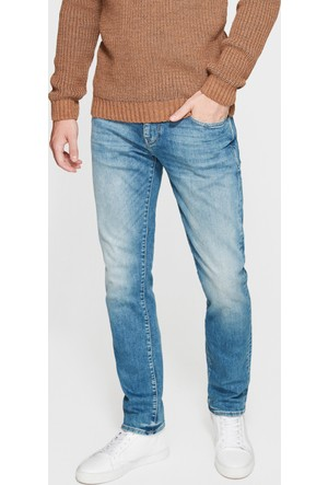 Mavi Erkek Marcus Amerika Mavi Jean Pantolon