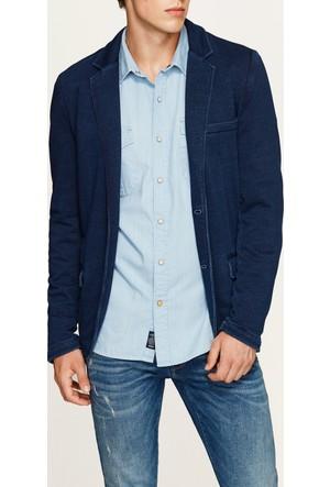 Mavi İndigo Blazer Ceket