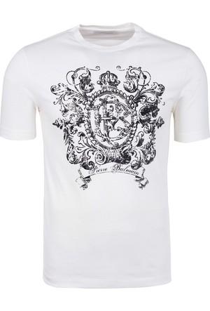 Pierre Balmain Erkek T-Shirt Hp67218Tc7285