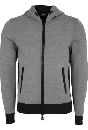 Armani Jeans Erkek Sweatshirt 6Y6M656Jegz