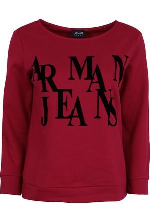 Armani Jeans Kadın Sweatshirt 6Y5M025Jakz