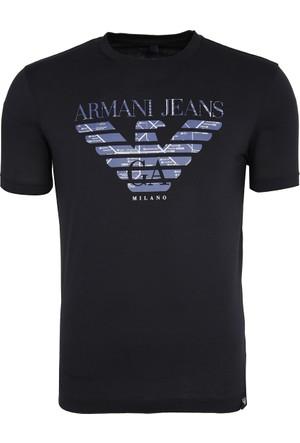 Armani Jeans Erkek T-Shirt 6Y6T476Jpfz