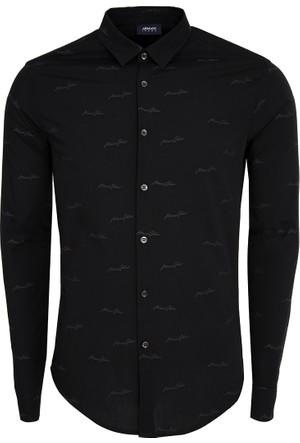 Armani Jeans Erkek Gömlek 6Y6C096Nmgz