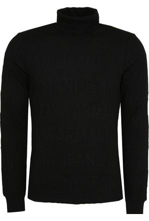 Armani Jeans Erkek Sweatshirt 6Y6M446Jhez