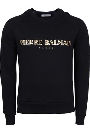 Pierre Balmain Erkek Sweatshirt Hp67240Sa7283