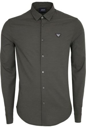 Armani Jeans Erkek Gömlek 6Y6C096Nmdz