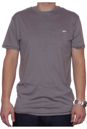 Volcom Stone Alone Pocket Lt Ss Slt T-Shirt