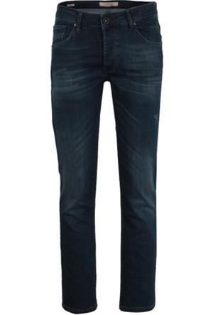 Five Pocket 5 Jeans Erkek Kot Pantolon 7055F385Porto