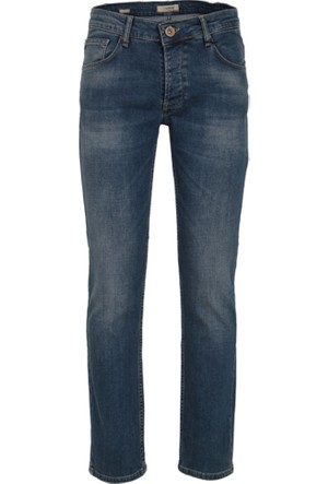 Five Pocket 5 Jeans Erkek Kot Pantolon 7055H6771Porto