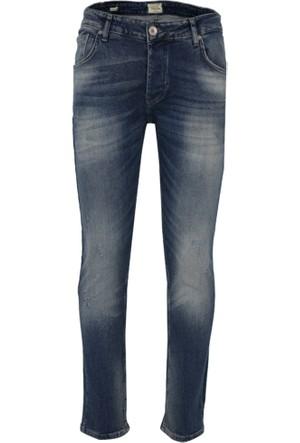 Five Pocket 5 Jeans Erkek Kot Pantolon 7082F6791Bartez