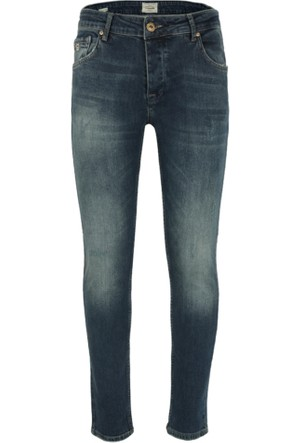 Five Pocket 5 Jeans Erkek Kot Pantolon 7083F673Bartez