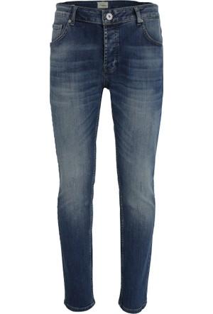 Five Pocket 5 Jeans Erkek Kot Pantolon 7082N766Bartez