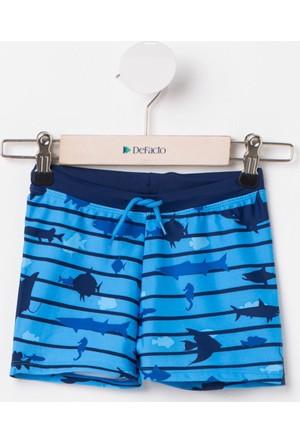 DeFacto Baskılı Erkek Çocuk Yüzme Şortu