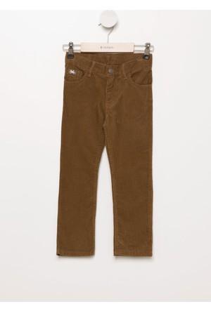 DeFacto Basic Kadife 5 Cep Pantolon