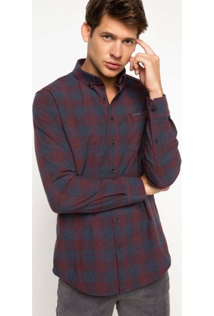 DeFacto Modern Fit Gömlek