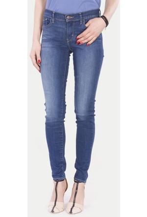 Levis Bayan Jean Pantolon Super Skinny 710 17778-0130