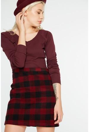 FullaModa 18KALAT0011 Kadın Sweatshirt