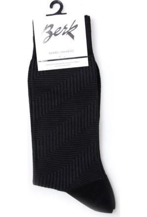 Berk Erkek Çorap Bambub1764Cam