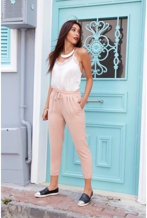 Bsl Fashion Somon Pantolon 9436
