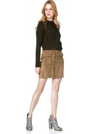 Bsl Fashion Vizon Etek 9539
