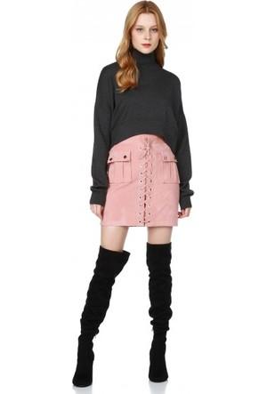 Bsl Fashion Pudra Etek 9539
