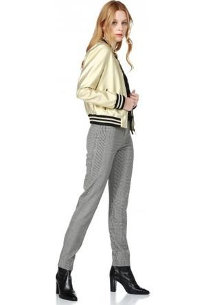 Bsl Fashion Gold Ceket 10705