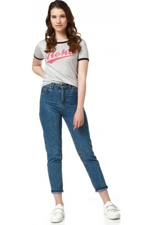 Bsl Fashion Gri T Shirt 9376