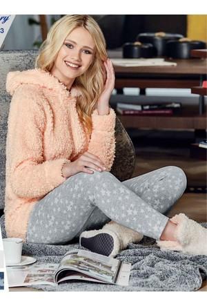 Dowry 09-613 Kışlık Bayan Pijama Takımı
