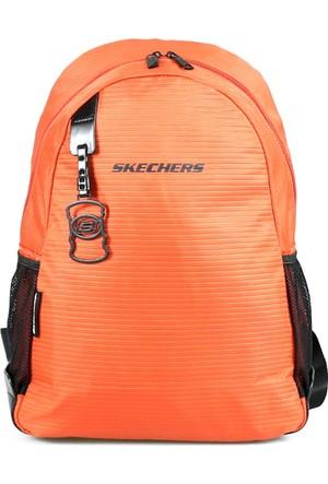 Skechers 00058 Sırt Çantası Turuncu
