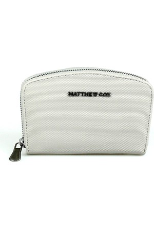 Matthew Cox Mc1004 Bayan Cüzdanı Gri