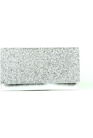 Damy 00400 Abiye Çanta Gümüş