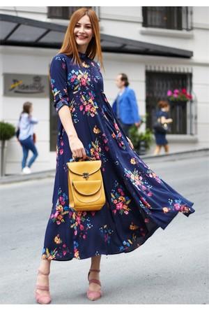Femme Gömlek Elbise